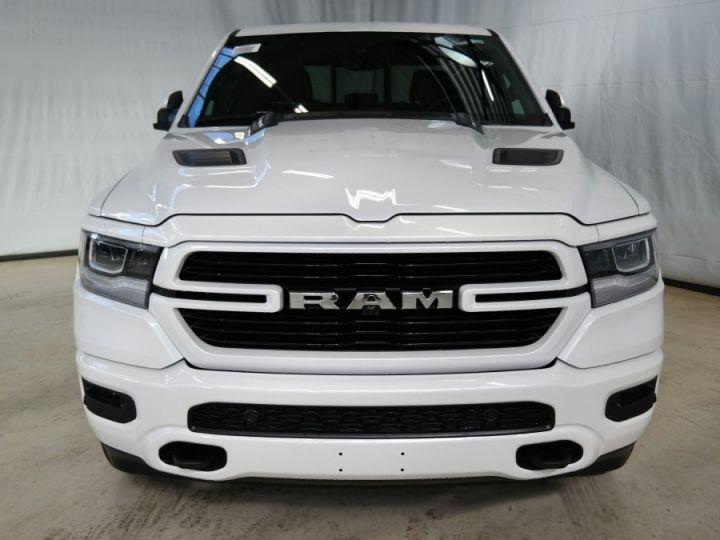 Dodge Ram LARAMIE SPORT CREW CAB PAS D'ECOTAXE/PAS DE TVS/TVA RECUPERABLE Blanc Neuf - 2