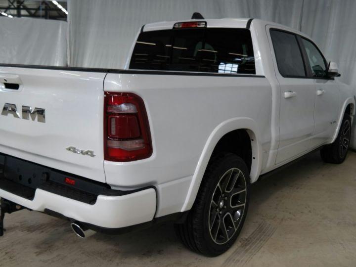 Dodge Ram LARAMIE SPORT CREW CAB PAS D'ECOTAXE/PAS DE TVS/TVA RECUPERABLE Blanc Neuf - 4