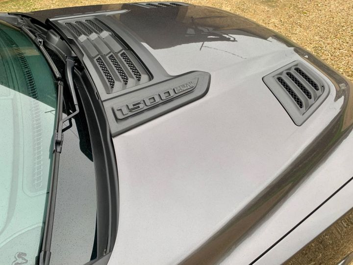 Dodge Ram LARAMIE SPORT NIGHT EDITION 2021 PAS D'ÉCOTAXE/PAS TVS/TVA RÉCUP GRANIT CRYSTAL Neuf - 10