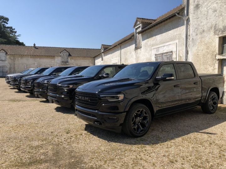 Dodge Ram LARAMIE SPORT NIGHTEDITION 2020 PAS D'ÉCOTAXE/PAS TVS/TVA RÉCUP Billet Sylver Neuf - 7
