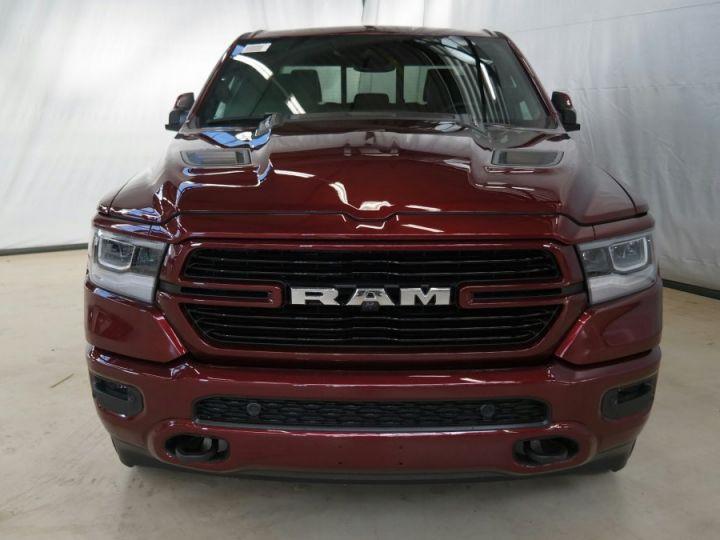 Dodge Ram LARAMIE SPORT QUAD CAB PAS D'ECOTAXE/PAS DE TVS/TVA RECUPERABLE Rouge Neuf - 2