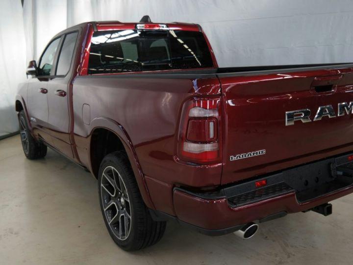 Dodge Ram LARAMIE SPORT QUAD CAB PAS D'ECOTAXE/PAS DE TVS/TVA RECUPERABLE Rouge Neuf - 6