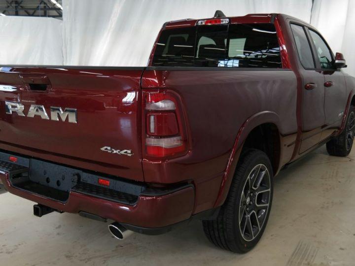 Dodge Ram LARAMIE SPORT QUAD CAB PAS D'ECOTAXE/PAS DE TVS/TVA RECUPERABLE Rouge Neuf - 7