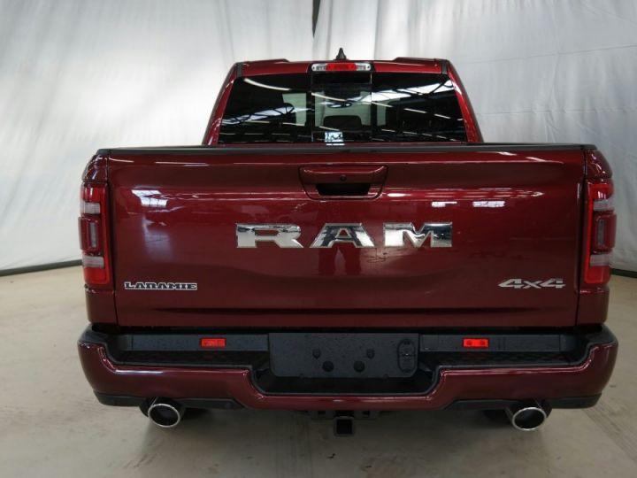 Dodge Ram LARAMIE SPORT QUAD CAB PAS D'ECOTAXE/PAS DE TVS/TVA RECUPERABLE Rouge Neuf - 8