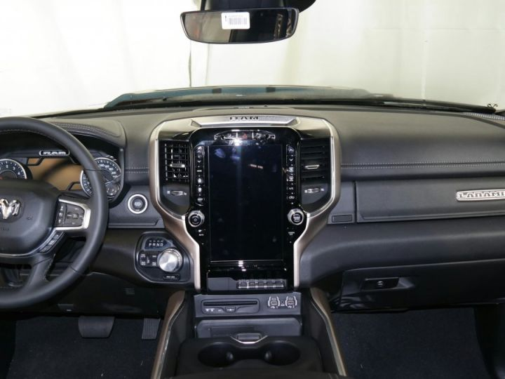 Dodge Ram LARAMIE SPORT QUAD CAB PAS D'ECOTAXE/PAS DE TVS/TVA RECUPERABLE Rouge Neuf - 9