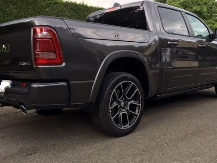 Dodge Ram Laramie Sport Rambox Cew Cab  2019 Neuf pas d'écotaxe / Pas de tvs /Tva recup  Granite métal Neuf - 6
