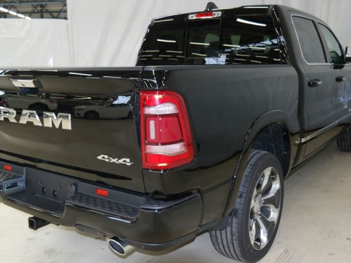 Dodge Ram Limited Couche nacrée cristal noir éti Vendu - 6