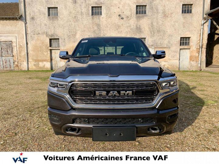 Dodge Ram LIMITED 2021 BODYCOLOR SUSPENSION/ALP/AFFICHAGE TÊTE HAUTE - PAS D'ÉCOTAXE/PAS TVS/TVA RÉCUPÉRABLE Granit Crystal Neuf - 2