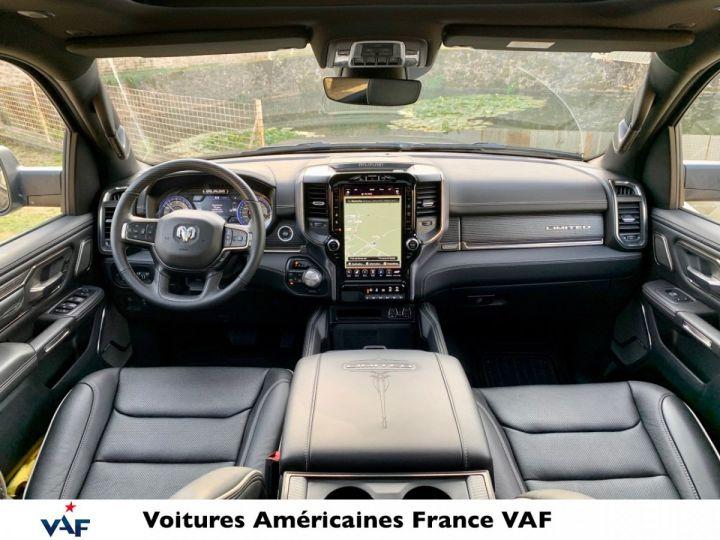 Dodge Ram LIMITED 2021 BODYCOLOR SUSPENSION/ALP/AFFICHAGE TÊTE HAUTE - PAS D'ÉCOTAXE/PAS TVS/TVA RÉCUPÉRABLE Granit Crystal Neuf - 5