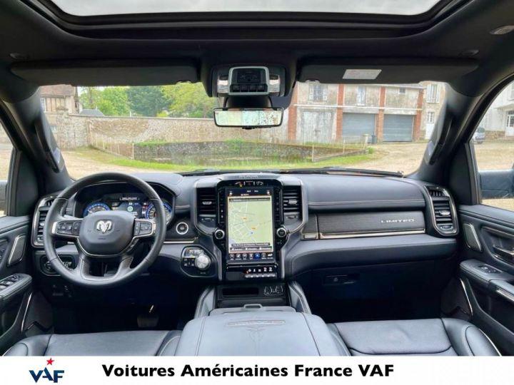 Dodge Ram LIMITED 2021 - calandre chrome/rambox/multitailgate - PAS D'ÉCOTAXE/PAS TVS/TVA RECUP NEUF EN STOCK Noir Métal Neuf - 5