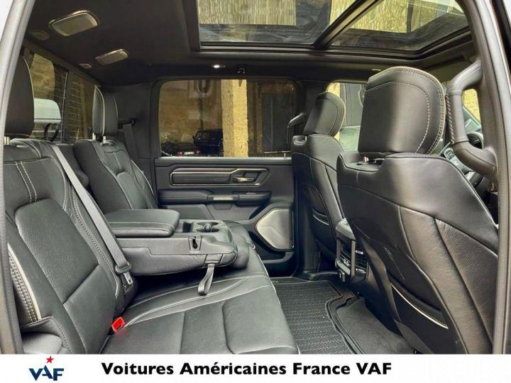 Dodge Ram LIMITED 2021 - calandre chrome/rambox/multitailgate - PAS D'ÉCOTAXE/PAS TVS/TVA RECUP NEUF EN STOCK Noir Métal Neuf - 11