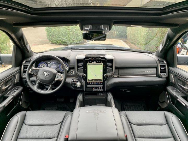 Dodge Ram Limited 2021 Night Edition Crew Pack tech/Alp/Suspension - PAS D'ÉCOTAXE/TVS/TVA RECUP Granit Crystal Neuf - 5