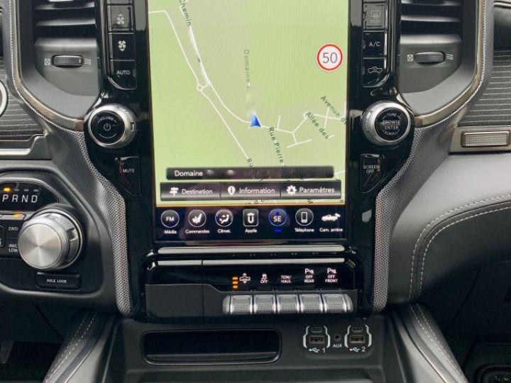 Dodge Ram Limited 2021 Night Edition Crew Pack tech/Alp/Suspension - PAS D'ÉCOTAXE/TVS/TVA RECUP Granit Crystal Neuf - 7
