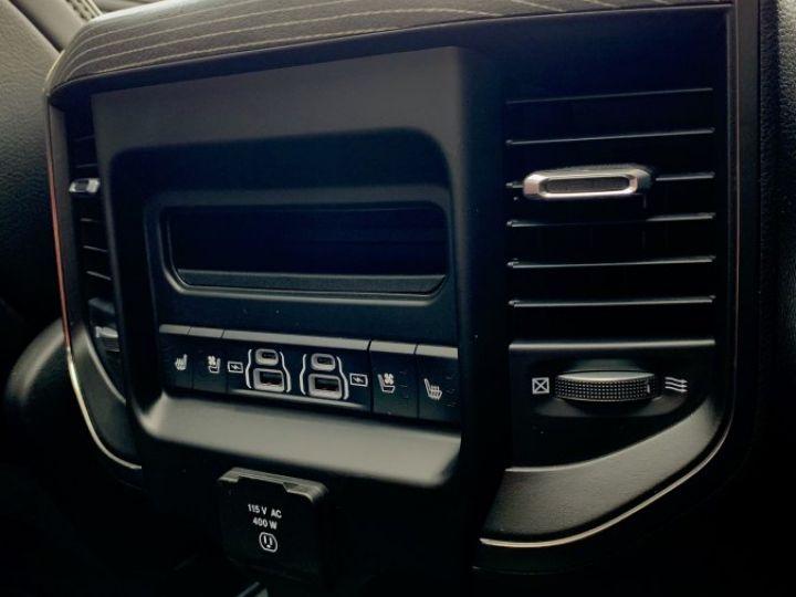 Dodge Ram Limited 2021 Night Edition Crew Pack tech/Alp/Suspension - PAS D'ÉCOTAXE/TVS/TVA RECUP Granit Crystal Neuf - 14