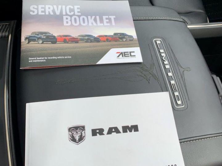 Dodge Ram Limited 2021 Night Edition Crew Pack tech/Alp/Suspension - PAS D'ÉCOTAXE/TVS/TVA RECUP Granit Crystal Neuf - 15
