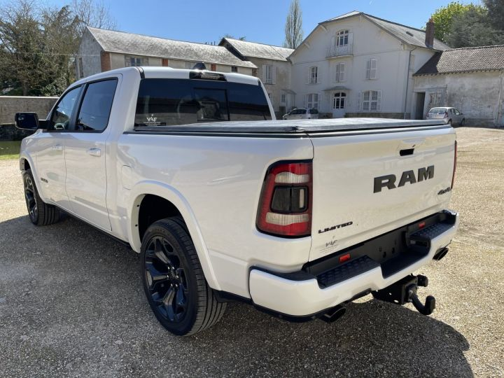 Dodge Ram LIMITED 2021 NIGHT EDITION NEUF - PAS D'ÉCOTAXE/PAS TVS/TVA RECUP Ivory White / Pack Night Edition Neuf - 5