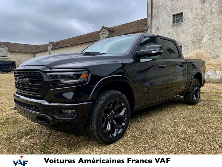 Dodge Ram LIMITED 2022 Night Edition - Rambox/multitailgate/affichage Tête Haute - PAS D'ÉCOTAXE/PAS TVS/TVA RÉCUPÉRABLE EN STOCK Noir Neuf - 1
