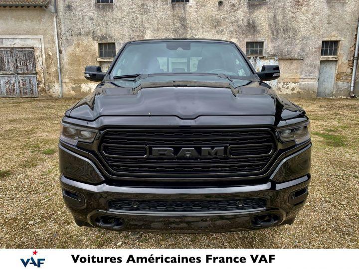 Dodge Ram LIMITED 2022 Night Edition - Rambox/multitailgate/affichage Tête Haute - PAS D'ÉCOTAXE/PAS TVS/TVA RÉCUPÉRABLE EN STOCK Noir Neuf - 2
