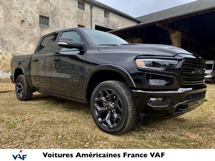 Dodge Ram LIMITED 2022 Night Edition - Rambox/multitailgate/affichage Tête Haute - PAS D'ÉCOTAXE/PAS TVS/TVA RÉCUPÉRABLE EN STOCK Noir Neuf - 3