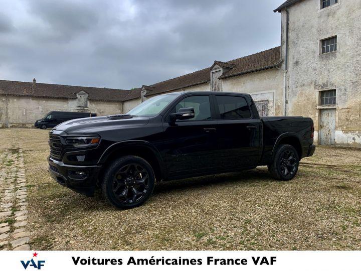 Dodge Ram LIMITED 2022 Night Edition - Rambox/multitailgate/affichage Tête Haute - PAS D'ÉCOTAXE/PAS TVS/TVA RÉCUPÉRABLE EN STOCK Noir Neuf - 5
