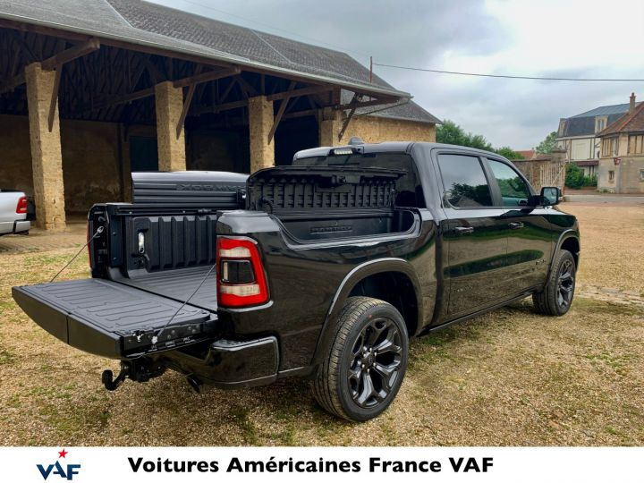 Dodge Ram LIMITED 2022 Night Edition - Rambox/multitailgate/affichage Tête Haute - PAS D'ÉCOTAXE/PAS TVS/TVA RÉCUPÉRABLE EN STOCK Noir Neuf - 8