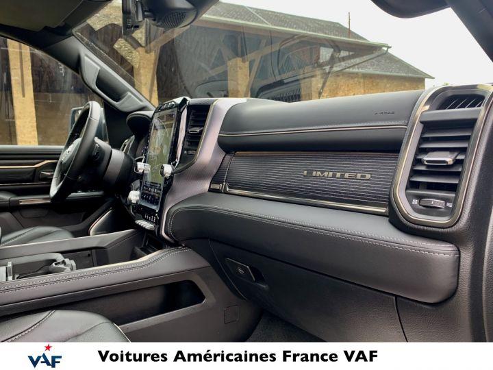Dodge Ram LIMITED 2022 Night Edition - Rambox/multitailgate/affichage Tête Haute - PAS D'ÉCOTAXE/PAS TVS/TVA RÉCUPÉRABLE EN STOCK Noir Neuf - 12