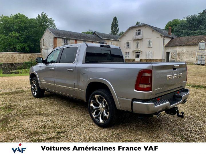 """Dodge Ram LIMITED AFFICH.TÊTE HAUTE/SUSPENSION/ECRAN 12"""" 2021 - PAS D'ÉCOTAXE/PAS TVS/TVA RÉCUPÉRABLE Billet Silver Bodycolor Vendu - 5"""
