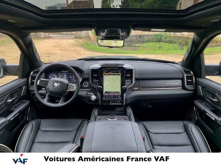"""Dodge Ram LIMITED AFFICH.TÊTE HAUTE/SUSPENSION/ECRAN 12"""" 2021 - PAS D'ÉCOTAXE/PAS TVS/TVA RÉCUPÉRABLE Billet Silver Bodycolor Vendu - 8"""