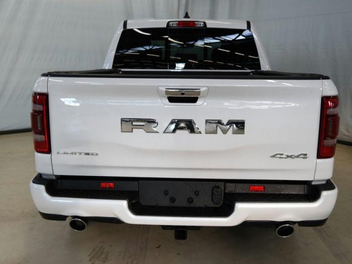 Dodge Ram Limited Crew Cab PAS ECOTAXE /PAS DE TVS/TVA RECUP Blanc Neuf - 4