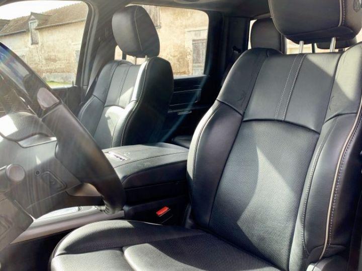 Dodge Ram Limited CrewCab Supension + GPL + Pot INOX + RamBox Noir métal Occasion - 8