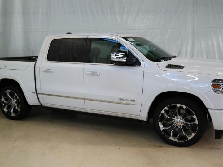 Dodge Ram LIMITED  Full Options PAS ECOTAXE /PAS DE TVS/TVA RECUP Blanc Neuf - 3