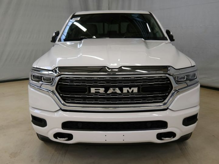 Dodge Ram LIMITED  Full Options PAS ECOTAXE /PAS DE TVS/TVA RECUP Blanc Neuf - 1