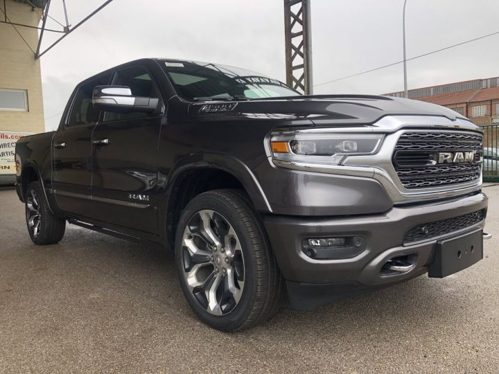 Dodge Ram LIMITED Full Options PAS ECOTAXE /PAS DE TVS/TVA RECUPERABLE granit Neuf - 2