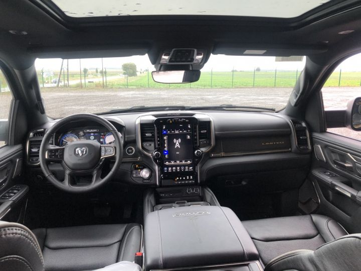 Dodge Ram LIMITED Full Options PAS ECOTAXE /PAS DE TVS/TVA RECUPERABLE granit Vendu - 3