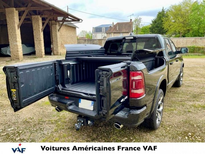 Dodge Ram Limited Night Edition 2021 - PAS D'ÉCOTAXE/PAS TVS/TVA RECUP Noir Métal Neuf - 3