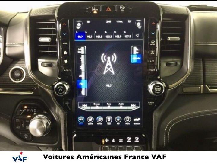 Dodge Ram LIMITED NIGHT EDITION MULTITAILGATE/AFF. TETE HAUTE/ 2022 NEUF - PAS D'ÉCOTAXE/PAS TVS/TVA RÉCUPÉRABLE Yvory White Neuf - 6