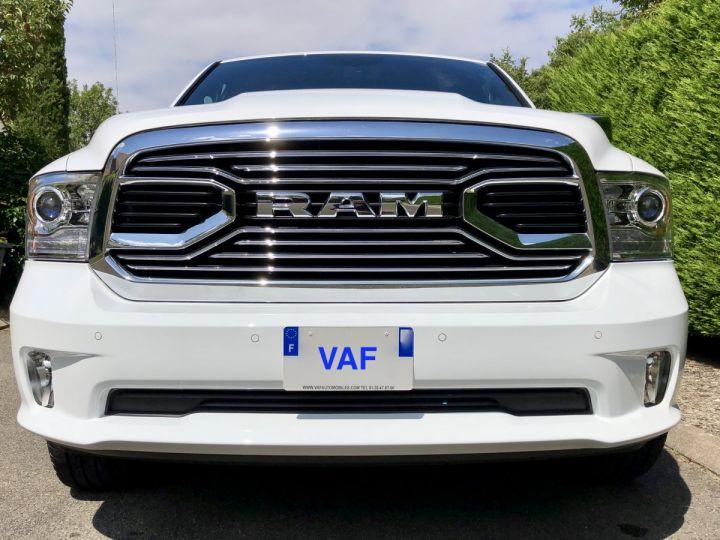 Dodge Ram Limited Suspension Rambox GPL + Flex E85 crit'air 1 TVA Récup, pas TVS, pas ecotaxe BLANC Vendu - 3