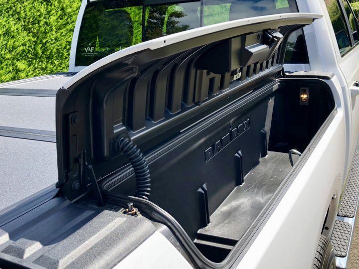 Dodge Ram Limited Suspension Rambox GPL + Flex E85 crit'air 1 TVA Récup, pas TVS, pas ecotaxe BLANC Vendu - 6