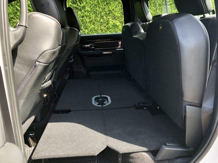 Dodge Ram Limited Suspension Rambox GPL + Flex E85 crit'air 1 TVA Récup, pas TVS, pas ecotaxe BLANC Vendu - 11