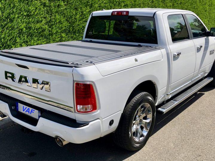 Dodge Ram Limited Suspension Rambox GPL + Flex E85 crit'air 1 TVA Récup, pas TVS, pas ecotaxe BLANC Vendu - 4