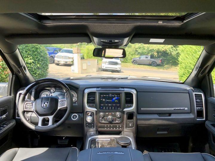 Dodge Ram Limited Suspension Rambox GPL + Flex E85 crit'air 1 TVA Récup, pas TVS, pas ecotaxe BLANC Vendu - 7
