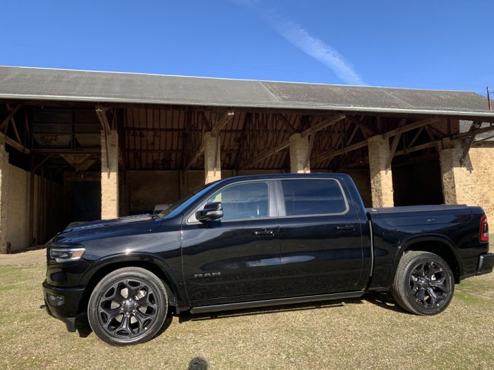 Dodge Ram Limited TAILGATE/RAMBOX *BLACK EDITION* 2021 NEUF - PAS D'ÉCO/PAS TVS/TVA RECUP Noir + PACK BLACKEDITION Neuf - 4