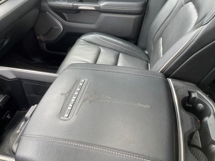 Dodge Ram Limited V8 5,7L Noir - 13