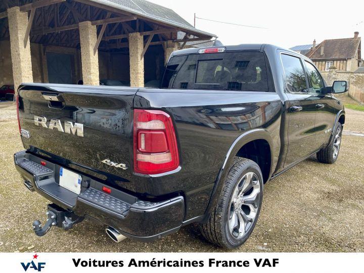 """Dodge Ram LONGHORN 2021 Crew Cab - tech pack/suspension/ecran 12"""" - PAS D'ÉCOTAXE/PAS TVS/TVA RÉCUPÉRABLE Noir Métal Neuf - 4"""