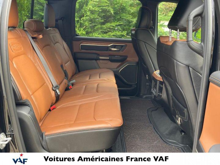 """Dodge Ram LONGHORN 2021 Crew Cab - tech pack/suspension/ecran 12"""" - PAS D'ÉCOTAXE/PAS TVS/TVA RÉCUPÉRABLE Noir Métal Neuf - 8"""