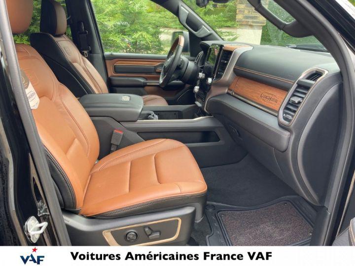 """Dodge Ram LONGHORN 2021 Crew Cab - tech pack/suspension/ecran 12"""" - PAS D'ÉCOTAXE/PAS TVS/TVA RÉCUPÉRABLE Noir Métal Neuf - 10"""