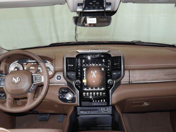 Dodge Ram Longhorn ALP Grand écran Pas d'écotaxe/Pas TVS/TVA Recup Acier intense Neuf - 9