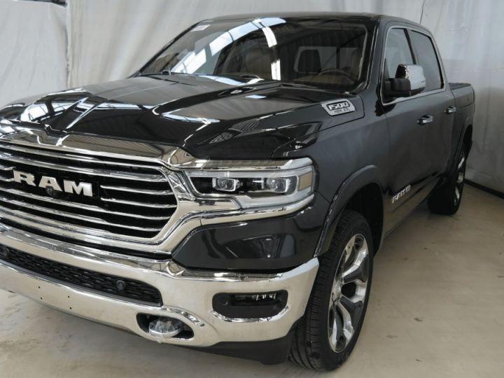Dodge Ram LONGHORN CREW CAB ALP + Grand écran PAS D'ECOTAXE/PAS DE TVS/TVA RECUPERABLE Acier intense Neuf - 1