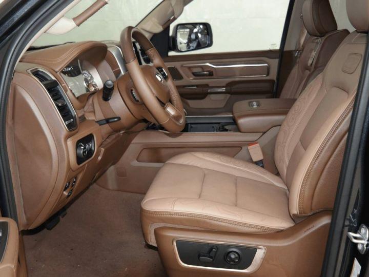 Dodge Ram LONGHORN CREW CAB ALP + Grand écran PAS D'ECOTAXE/PAS DE TVS/TVA RECUPERABLE Acier intense Neuf - 10
