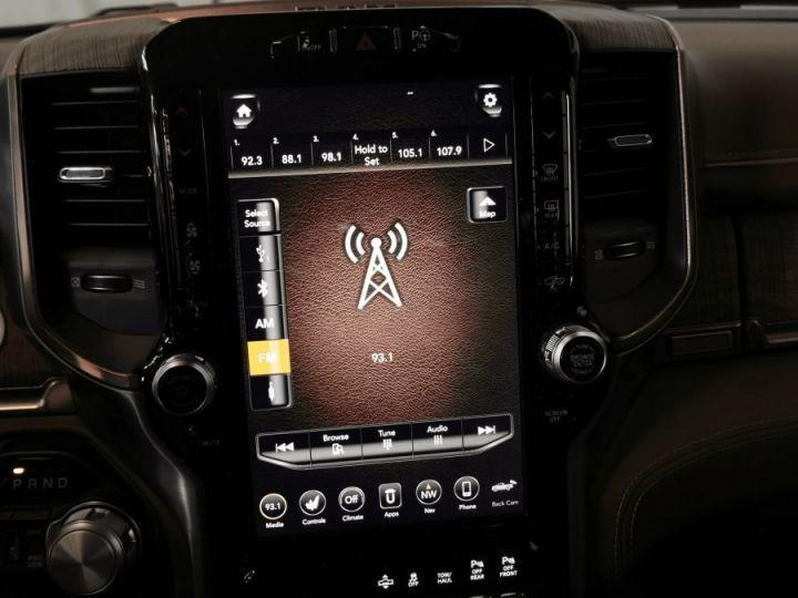 Dodge Ram LONGHORN CREW CAB ALP + Grand écran PAS D'ECOTAXE/PAS DE TVS/TVA RECUPERABLE Acier intense Neuf - 12